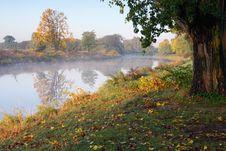 Free Autumn River Stock Photo - 10192610