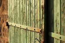 Free Old Shutter Stock Images - 10192774