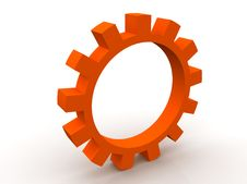Free Gears Royalty Free Stock Photography - 10192867