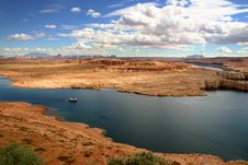 Free Lake Powell Royalty Free Stock Photo - 10192895