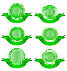 Free Design Elements - Logos And Medals. Stock Image - 10193141