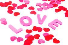 Free Love. Stock Photos - 10193333