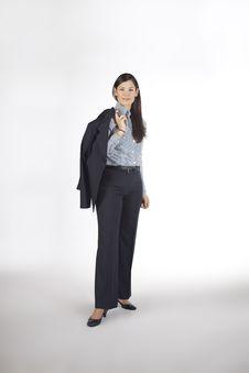 Free Attractive Businesswoman Stock Photo - 10194420