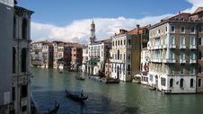 Free Venice Royalty Free Stock Photo - 10194655
