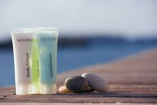 Body Essentials. Royalty Free Stock Photography