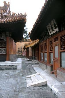 Free Forbidden City, Beijing Royalty Free Stock Photos - 10196688