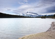 Free Banff National Park Royalty Free Stock Image - 10197886