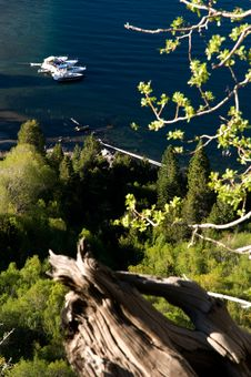 Free Emerald Bay, Lake Tahoe Royalty Free Stock Image - 10198866