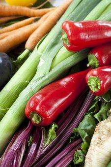 Free Vegetables Stock Photo - 10199860