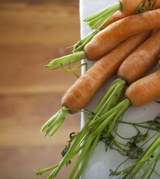 Free Bunch Of Carrots Stock Photo - 10199880