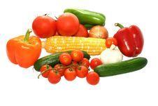 Free Vegetables Stock Photography - 10199892