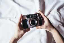 Free Analogue, Camera, Cool, Film Royalty Free Stock Images - 101909349