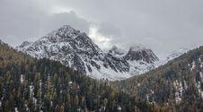 Free Mountainous Landforms, Mountain, Wilderness, Tree Royalty Free Stock Images - 101930329