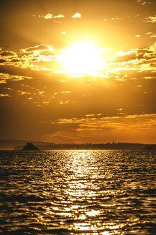 Free Sky, Horizon, Sea, Sun Stock Images - 101934914
