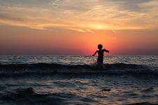 Free Sea, Sky, Ocean, Body Of Water Stock Image - 101935111