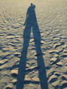 Free Sandy Shadow Stock Photo - 1023870