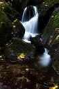 Free Autumn Stream In Giant Mountains Stock Photography - 1024962