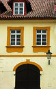Free House In Prague Stock Image - 1026551