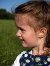 Free Little Girl Brown Hair Stock Images - 1026674