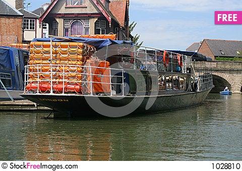 Free Passenger Boat Stock Photo - 1028810