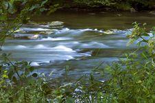 Speedy River Stock Photo