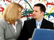 Free Business Associates Stock Photo - 1022280