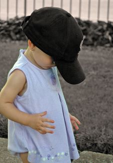 Free Big Hat Stock Photography - 1023022