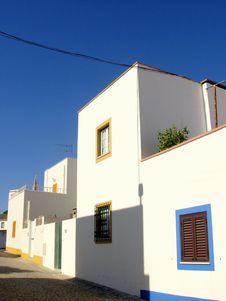 Free Malagueira Quarter XI Royalty Free Stock Image - 1023026