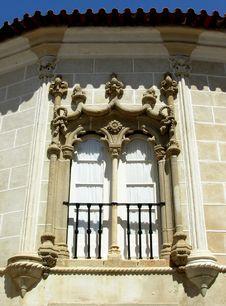 Free Manuelina Window Stock Image - 1023101
