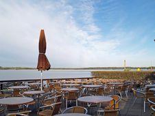 Free Cafeteria Near The Seashore Stock Photography - 1024022