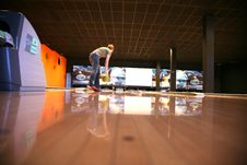 Free Tenpin Bowling Stock Photography - 1024522