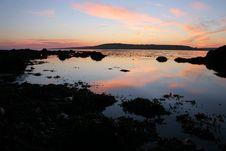 Free Reflected Sunrise Stock Images - 1024664