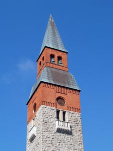 Free The Tower Of Finnish National Museum Royalty Free Stock Image - 1024926