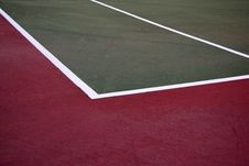 Free Tennis Court Stock Photos - 1025213