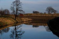 Free Kronborg Castel, Outside Royalty Free Stock Image - 1026816