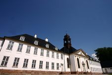 Free Fredensborg Castel Royalty Free Stock Image - 1026986