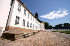 Free Fredensborg Castel Stock Photo - 1027000