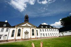 Free Fredensborg Castel Stock Images - 1027014