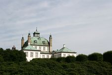 Free Fredensborg Castel Stock Image - 1027081