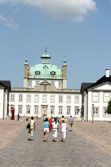 Free Fredensborg Castel Royalty Free Stock Photos - 1027108
