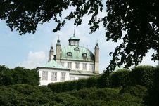 Free Fredensborg Castel Royalty Free Stock Photos - 1027238