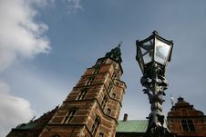 Free Castle Rosenborg Stock Photos - 1027313