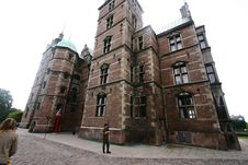 Free Castle Rosenborg Stock Photo - 1027320