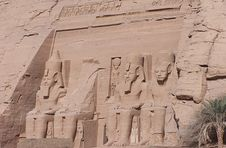 Free Abu Simbel Stock Images - 1028604