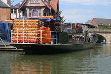 Passenger Boat Stock Photo