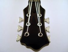 Free Guitar Stock Photography - 1029152
