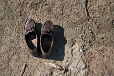 Free Shoes Stock Photography - 1029272