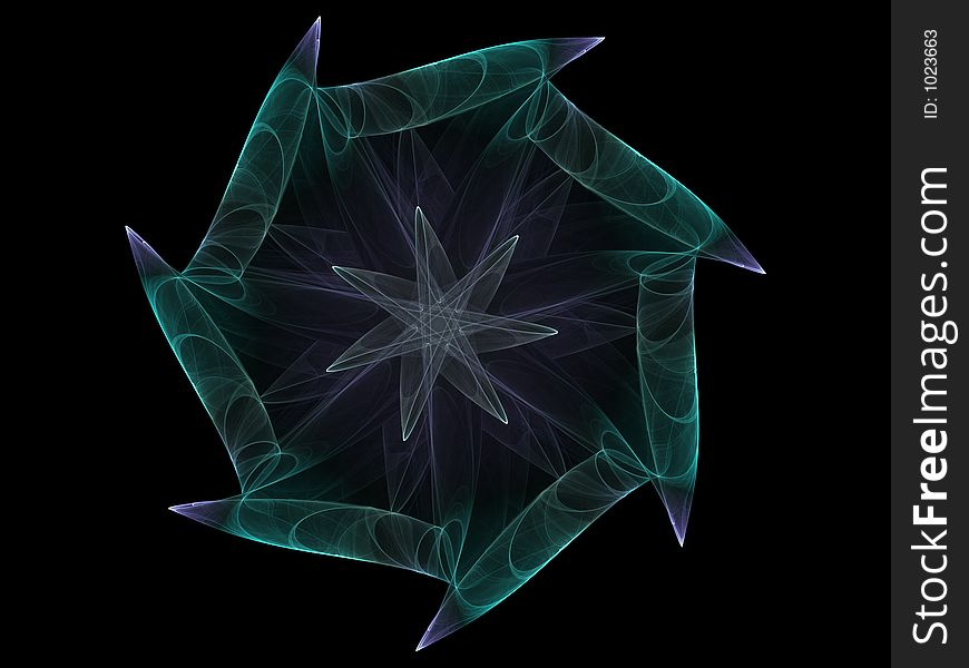 Pointy Fractal