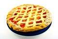 Free Apple And Strawberry Pie Stock Photo - 10204130