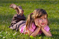 Free Cute Little Girl Stock Photography - 10205292